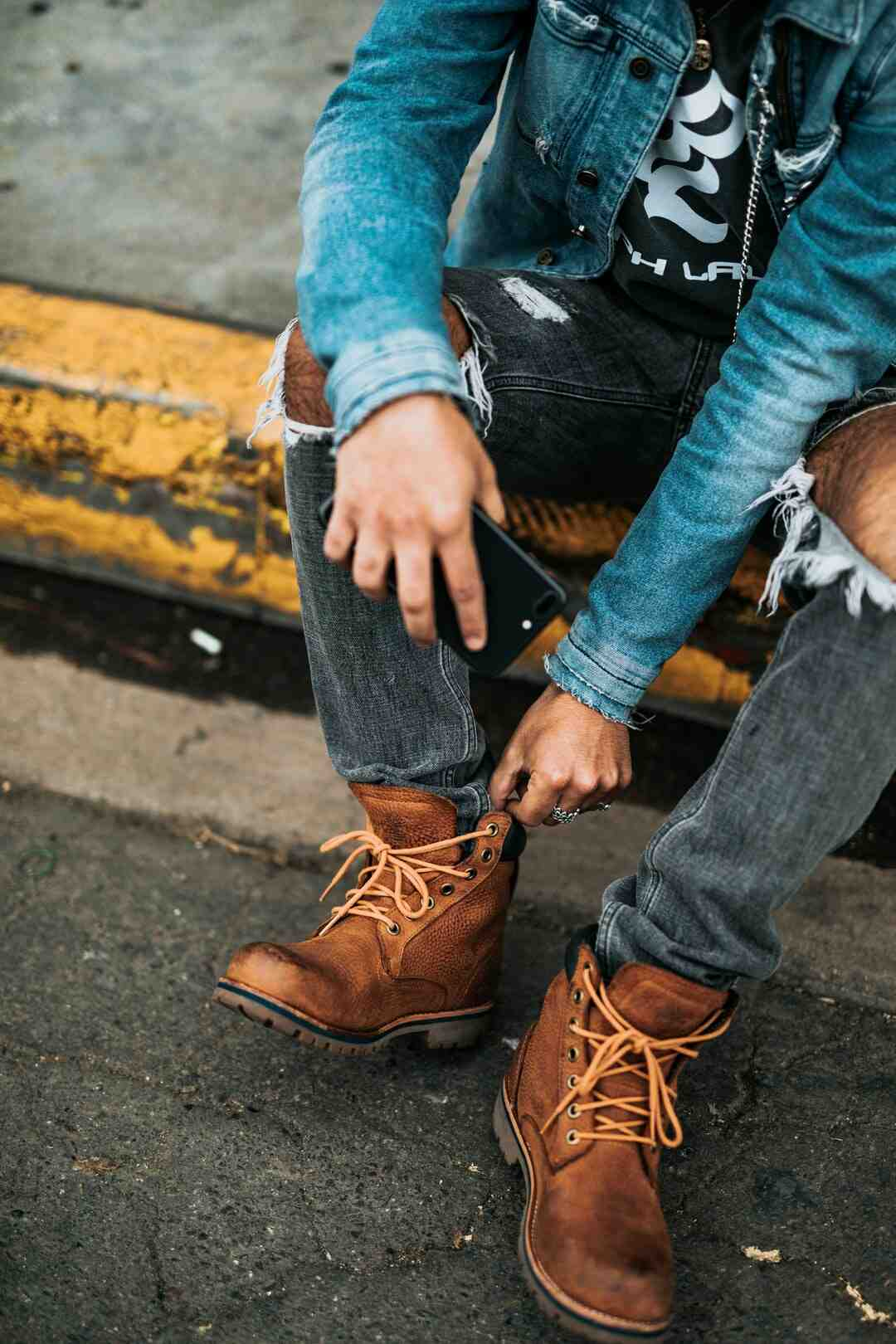 Comment nettoyer des chaussures Timberland