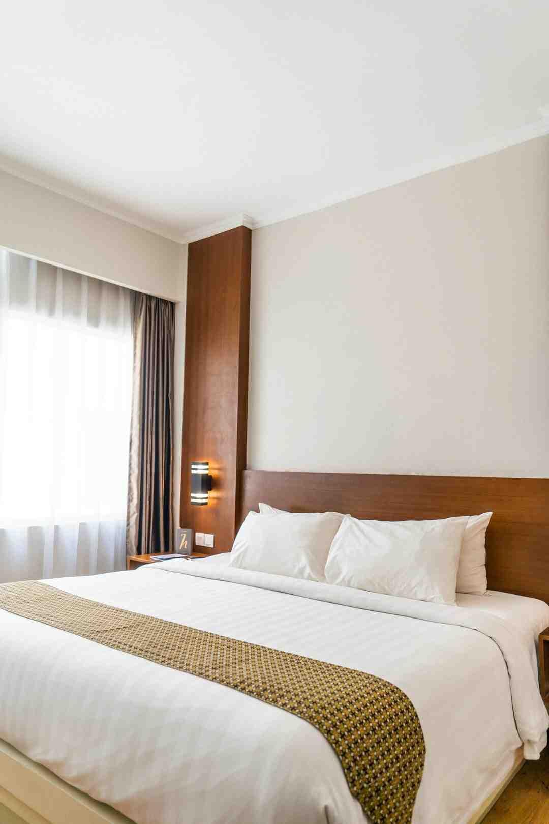 Comment faire un lit d'hôtel